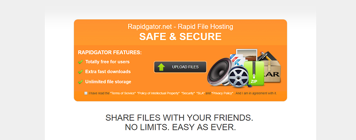 Free Rapidgator Premium Account