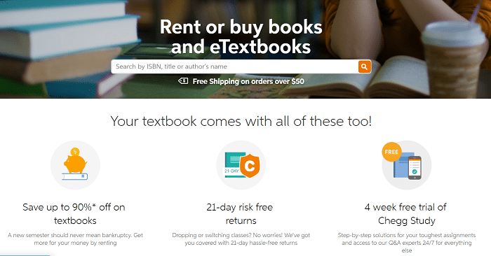 Rent Books on Chegg