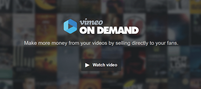 Free Vimeo On Demand