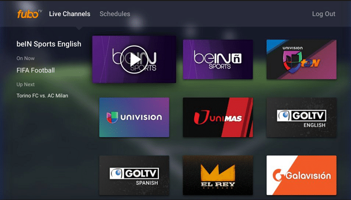 FuboTv features