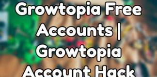 Growtopia Free Accounts