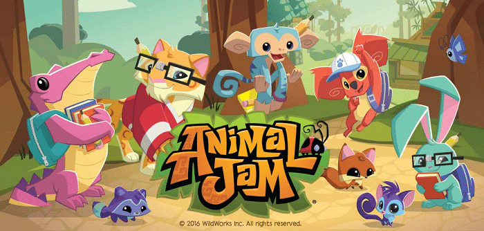 Animal Jam Free Accounts
