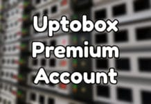 Uptobox Premium Account