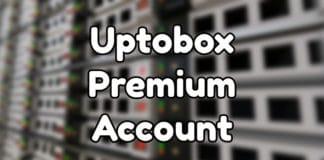 Uptobox Premium Account
