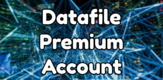 Datafile Premium Account